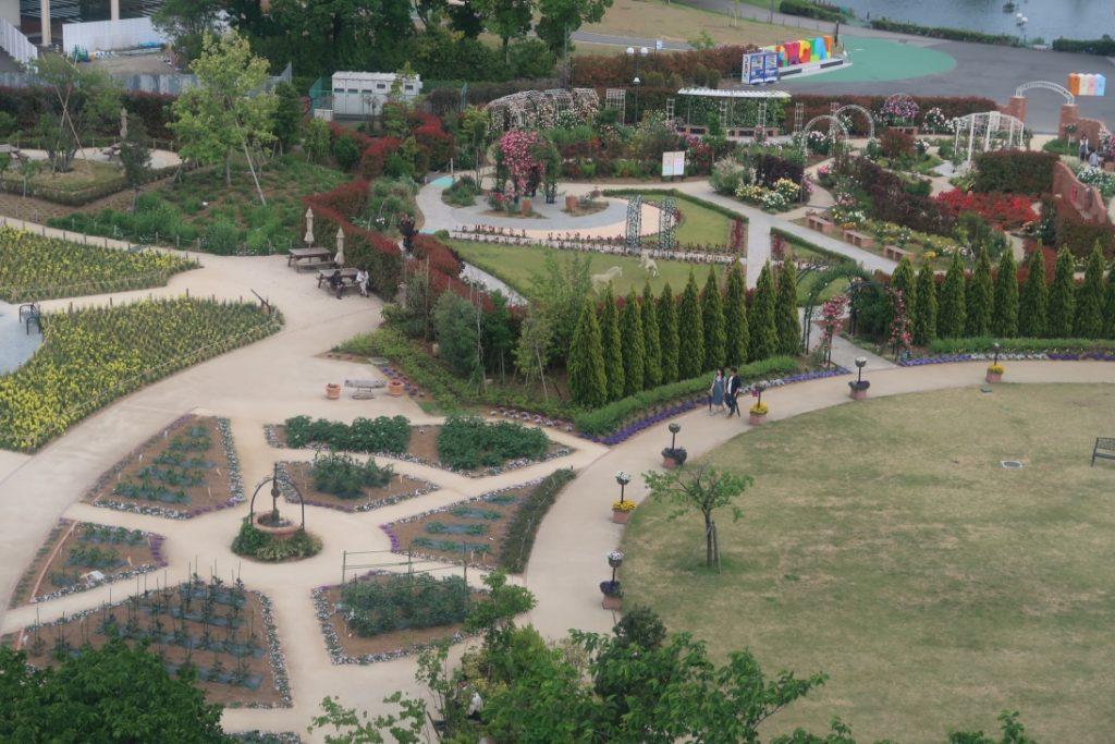 東武動物公園 観覧車からの景色