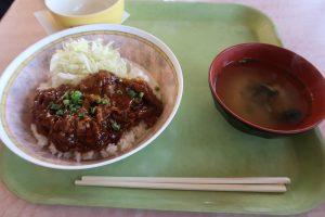 牛カルビ丼@カーニバル